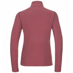Pull 1/2 zip Le tour W (roan rouge)