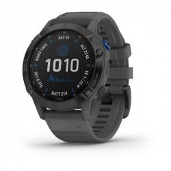 Fenix 6 Pro Solar (black bracelet ardoise)