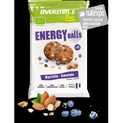 Energy balls bio (Myrtille Amande)