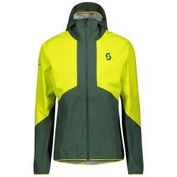 Explorair Light Dryo 2.5 jacket H (sulphur yellow/smoked g)