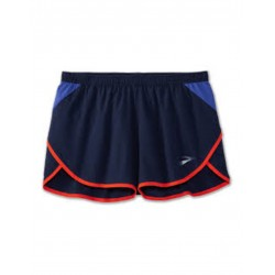 Splitshort Hightail 3 H (navy/lava/cobalt)
