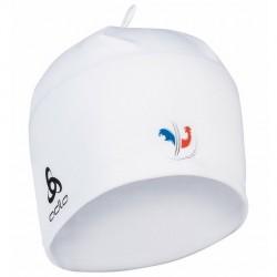 Bonnet Polyknit (France fan white)
