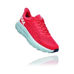 Clifton 7 W (hot coral/white)