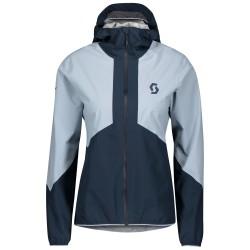 Explorair Light Dryo 2.5 jacket W (glace blue/midnight blue)