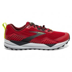 Cascadia 15 H (Samba red/brick/black)